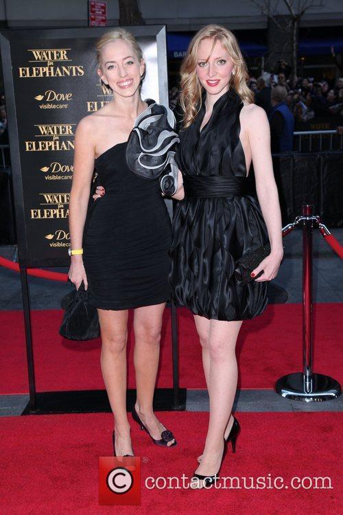 Victoria Pattinson And Lizzie Pattinson 2