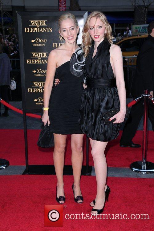 Victoria Pattinson And Lizzie Pattinson 1