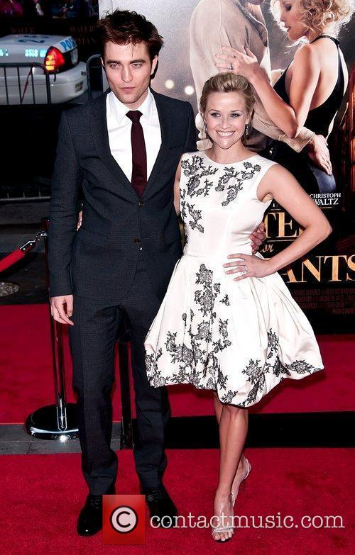 Robert Pattinson and Reese Witherspoon 19