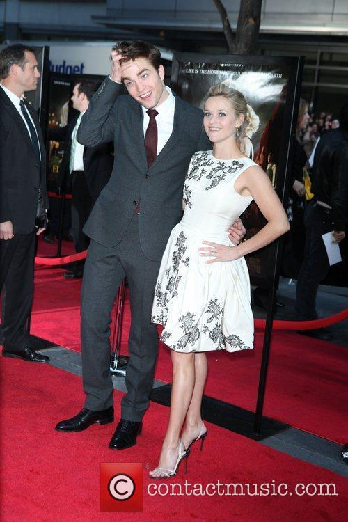 Robert Pattinson and Reese Witherspoon 2