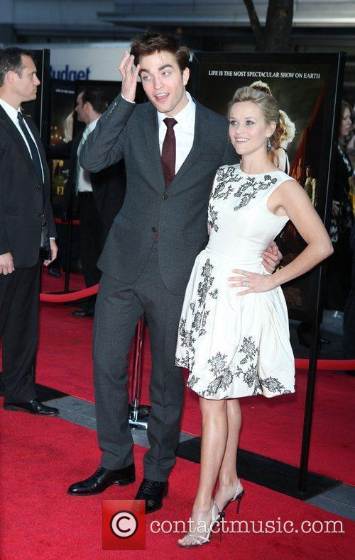 Robert Pattinson and Reese Witherspoon 3