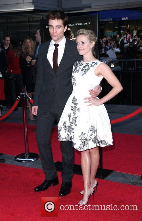 Robert Pattinson and Reese Witherspoon 9