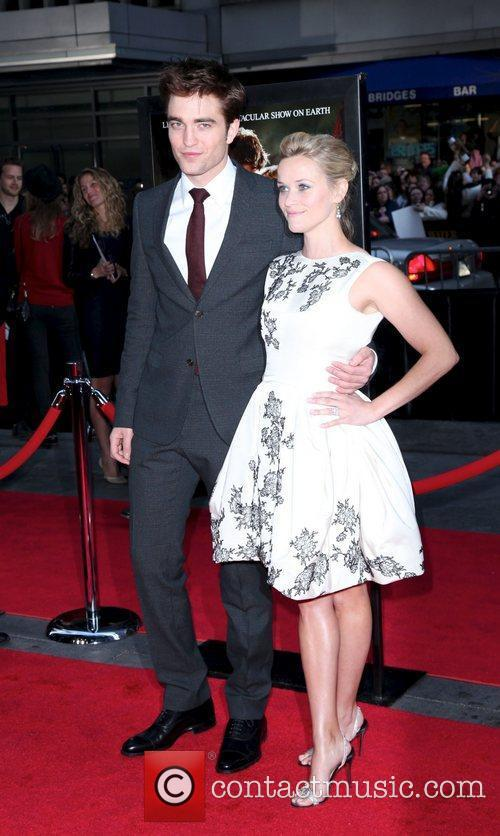 Robert Pattinson and Reese Witherspoon 11
