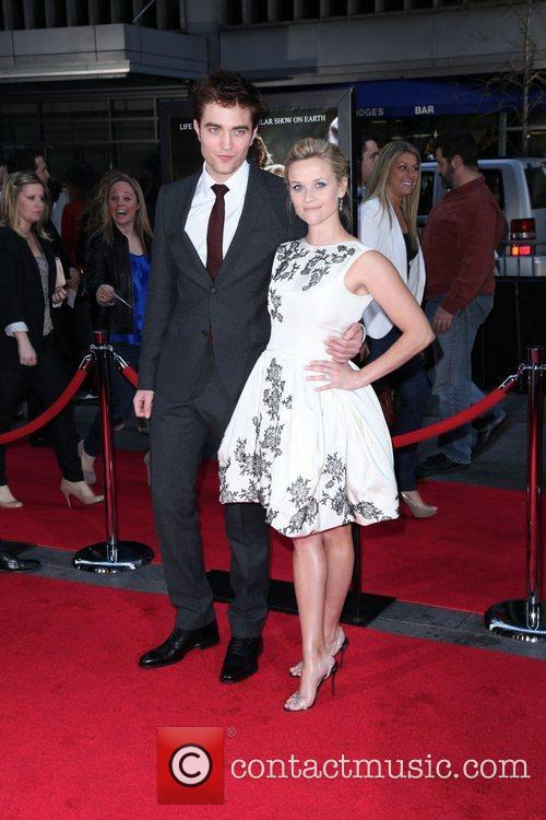 Robert Pattinson and Reese Witherspoon 10