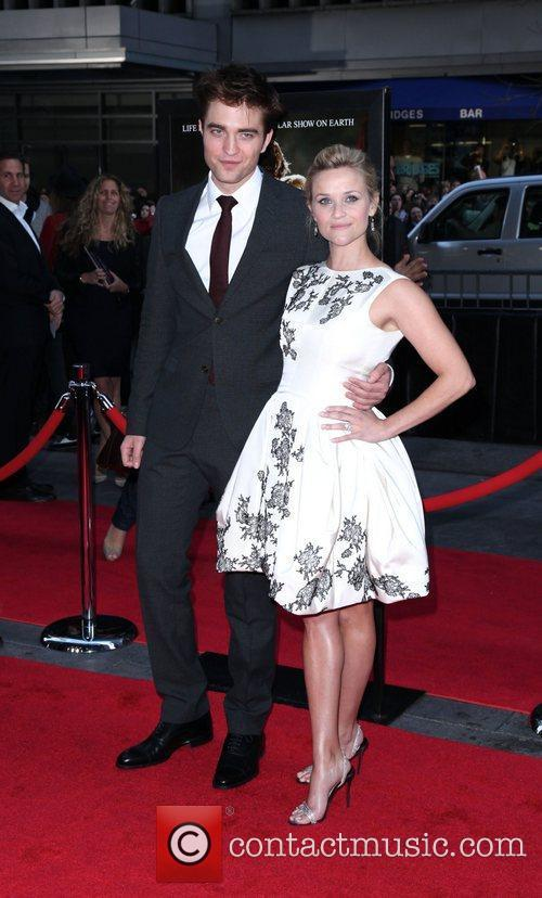 Robert Pattinson and Reese Witherspoon 12