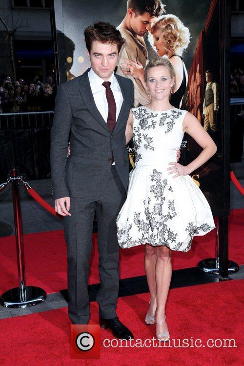 Robert Pattinson and Reese Witherspoon 14