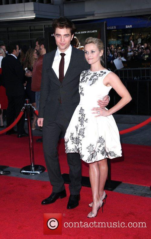 Robert Pattinson and Reese Witherspoon 13