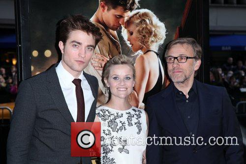 Robert Pattinson, Christoph Waltz and Reese Witherspoon 11