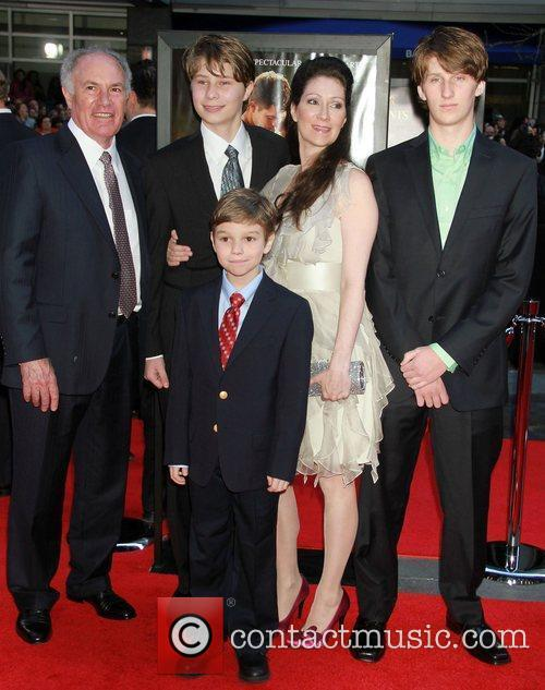 Sara Gruen And Her Family 1