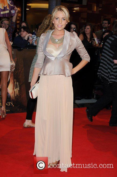Lydia Bright Water for Elephants - UK film...