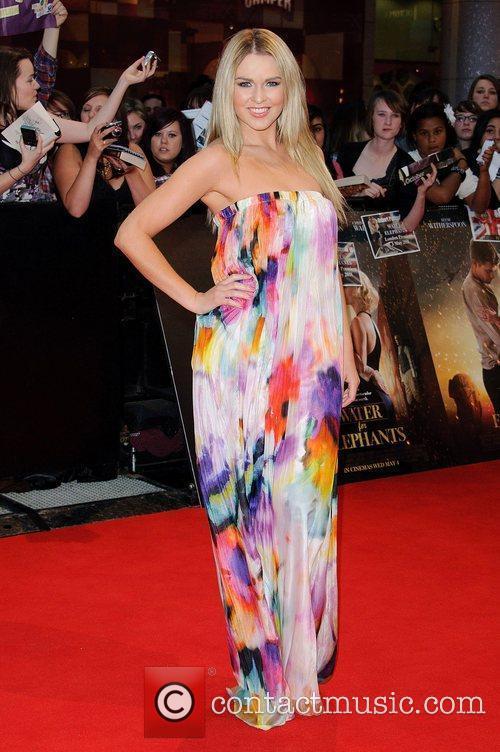 Zoe Salmon Water for Elephants - UK film...