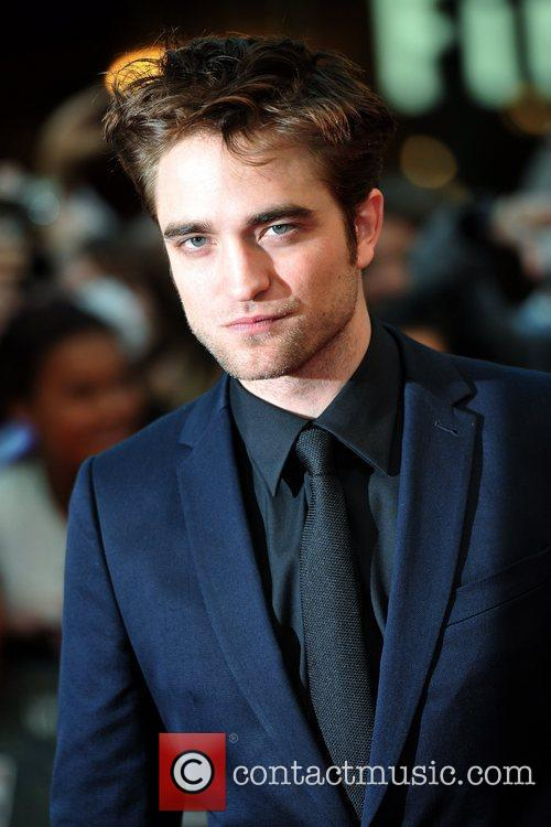 Robert Pattinson UK film premiere of 'Water for...
