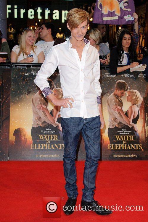 Harry Derbridge Water for Elephants - UK film...