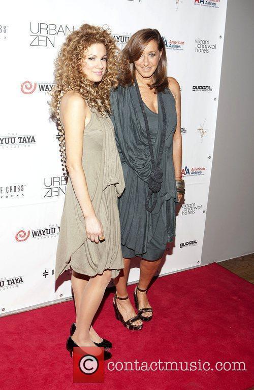 Miri Ben Ari & Donna Karan The 8th...