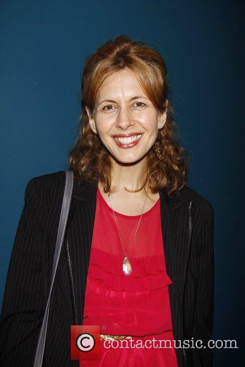 Jessica Hecht World Premiere of the Manhattan Theatre...