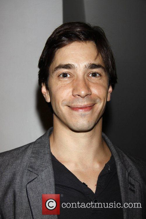 Justin Long World Premiere of the Manhattan Theatre...