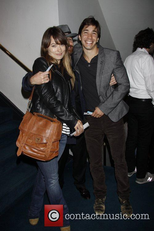 Olivia Wilde, Justin Long and Sam Rockwell 9