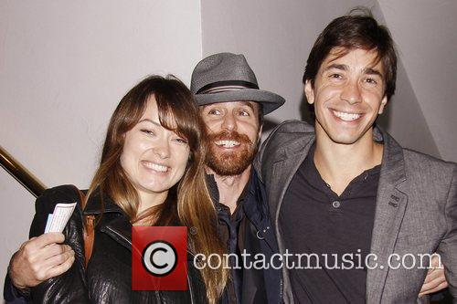 Olivia Wilde, Justin Long and Sam Rockwell 3