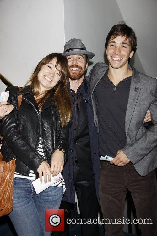 Olivia Wilde, Justin Long and Sam Rockwell 5