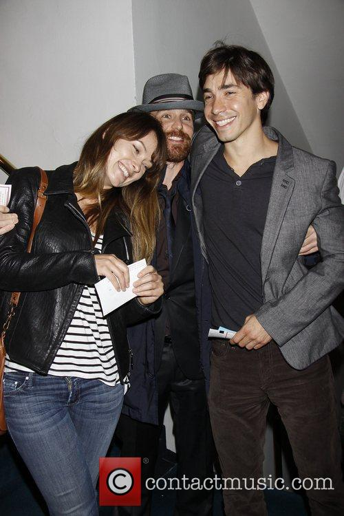 Olivia Wilde, Justin Long and Sam Rockwell 4
