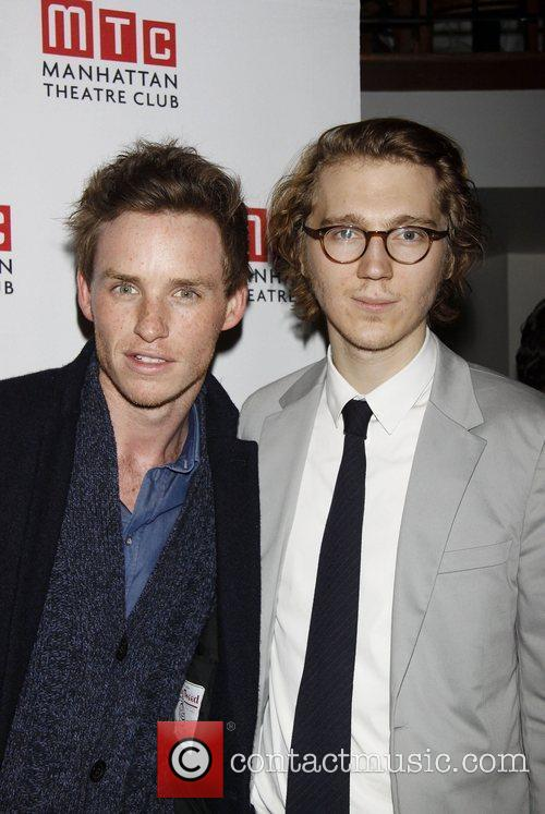 Eddie Redmayne and Paul Dano  After party...