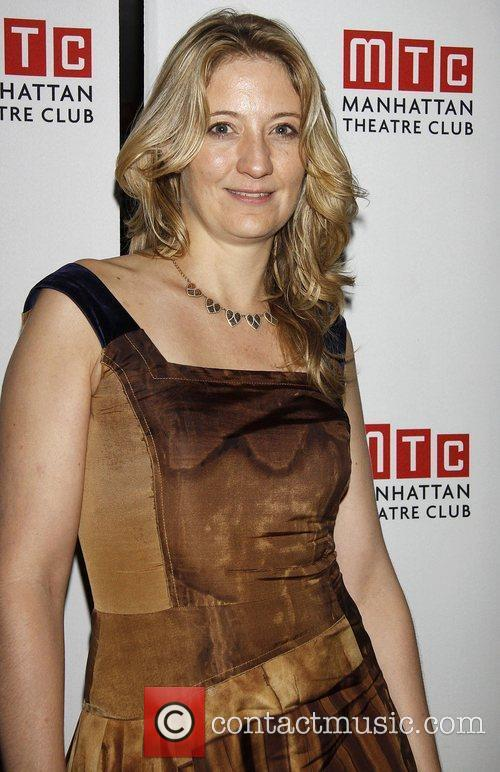 Heidi Schreck  After party for the World...