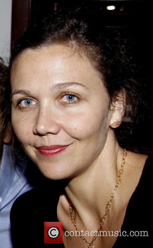 Maggie Gyllenhaal  After party for the World...
