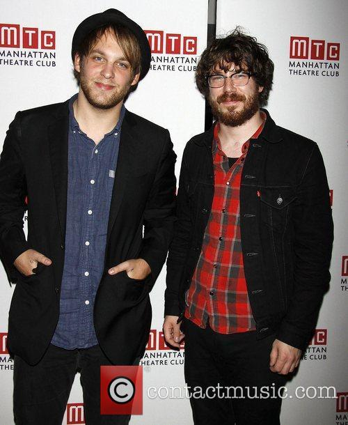Theo Stockman and John Gallagher, Jr.  After...
