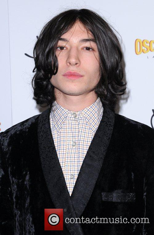 Ezra Miller  'We Need to Talk About...