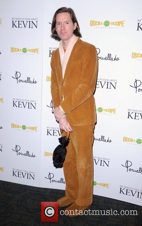 Wes Anderson 'We Need to Talk About Kevin'...