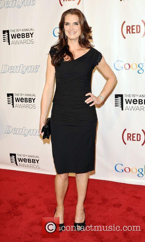 Brooke Shields The 15th Annual Webby Awards held...