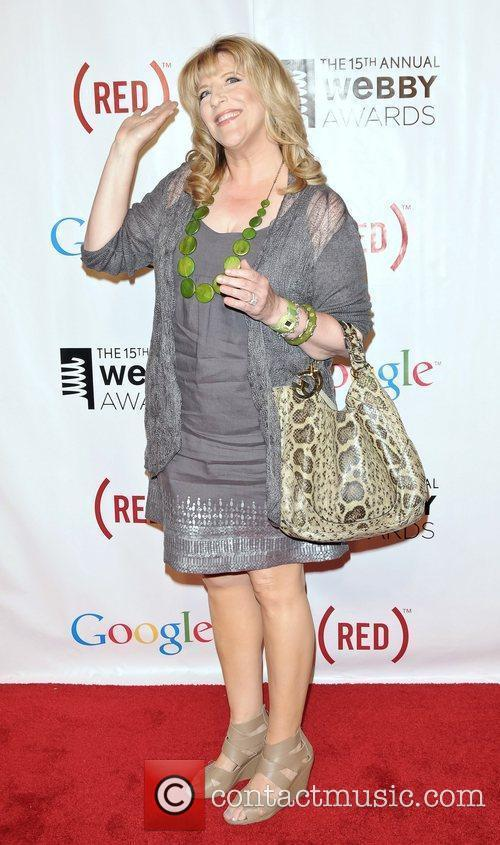 Lisa Lampanelli The 15th Annual Webby Awards held...