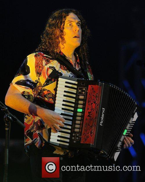 Weird Al Yankovic and Hard Rock Hotel And Casino 3
