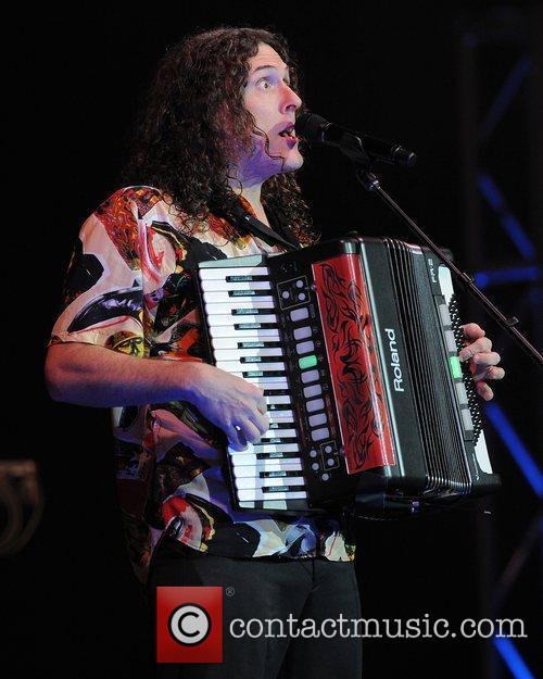 Weird Al Yankovic and Hard Rock Hotel And Casino 4