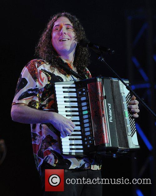 Weird Al Yankovic and Hard Rock Hotel And Casino 7