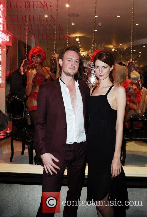 Max Weidermann and model guest 'Well Hung' -...