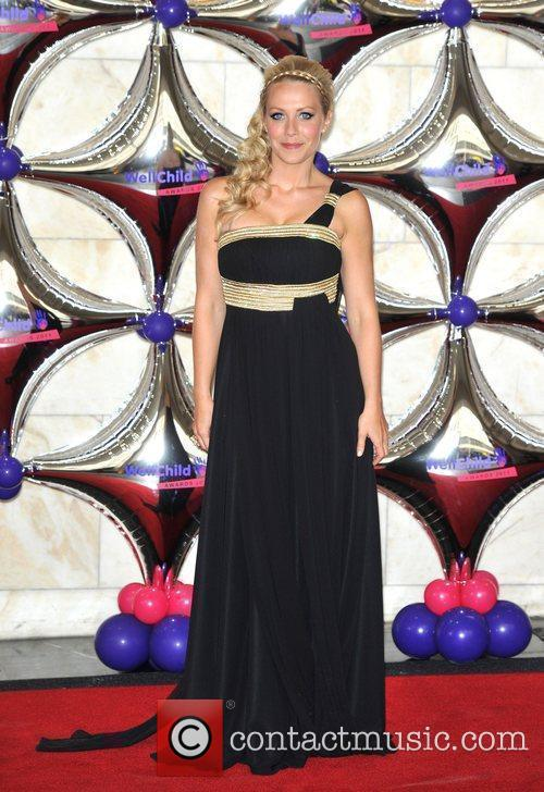 Laura Hamilton WellChild Awards held at the Inter-Continental...