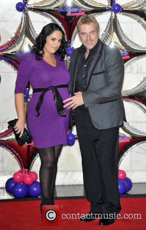 Donal McIntyre and guest WellChild Awards held at...