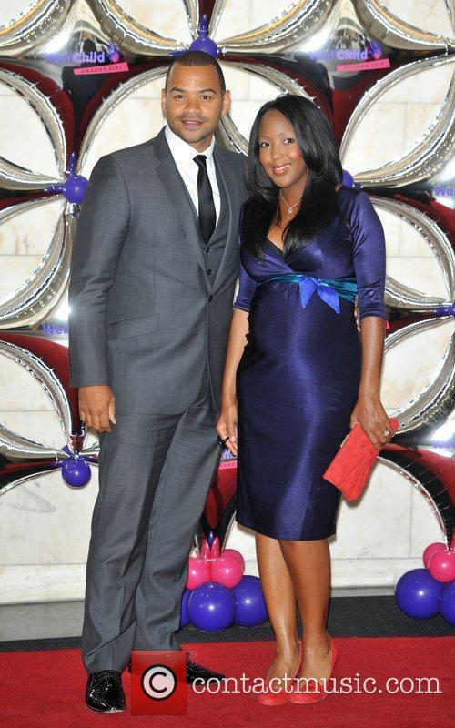 Angellica Bell, Michael Underwood WellChild Awards held at...