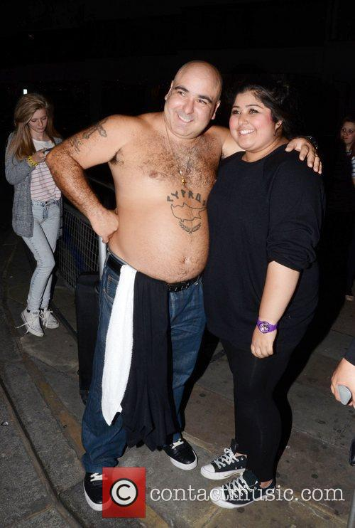 Stavros Flatley  WellChild Awards held at the...