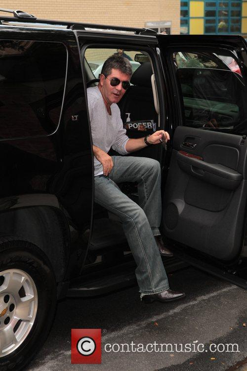 Simon Cowell and Fox Studios 6