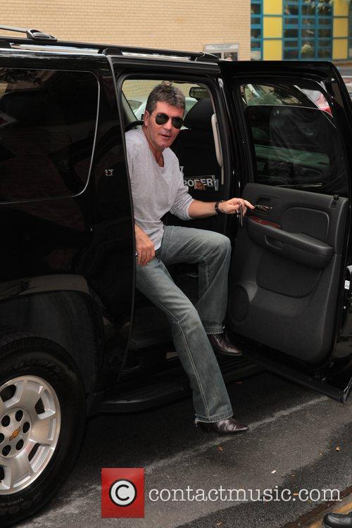 Simon Cowell and Fox Studios 9