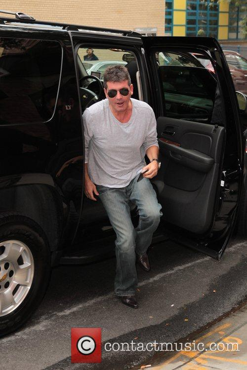 Simon Cowell, Fox Studios