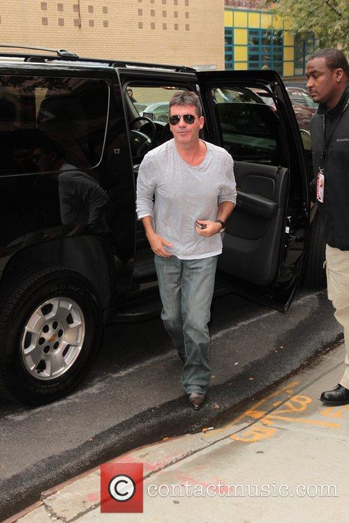 Simon Cowell and Fox Studios 4