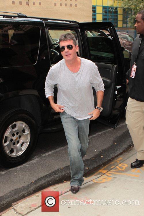 Simon Cowell and Fox Studios 16