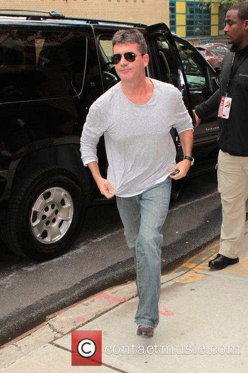 Simon Cowell and Fox Studios 7