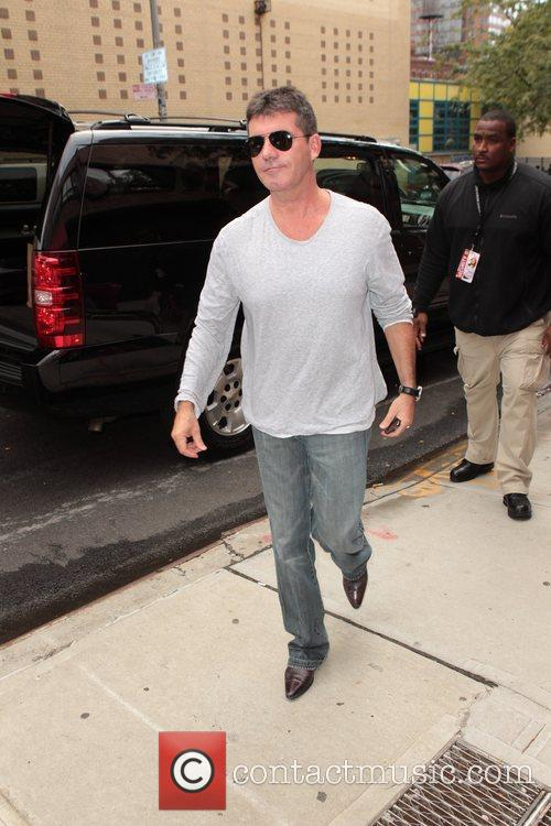 Simon Cowell and Fox Studios 1