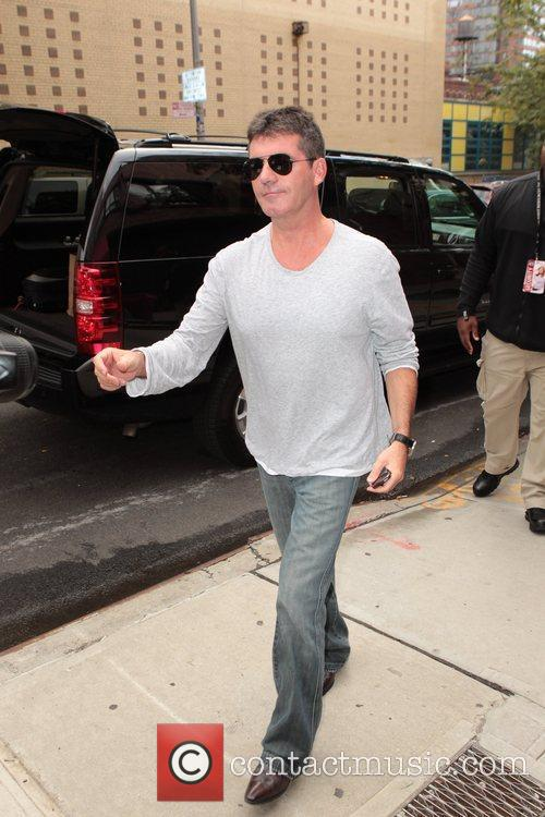 Simon Cowell and Fox Studios 2