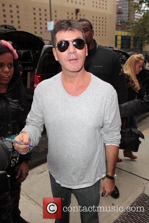Simon Cowell and Fox Studios 20