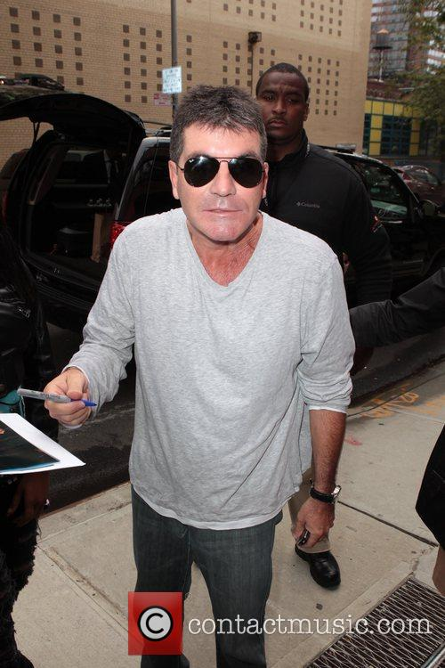Simon Cowell and Fox Studios 3